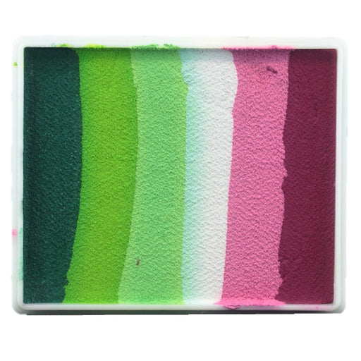 DFX Face Paint Rainbow Cake - Large Mega Melon (RS50-16) 50gr #16 - Jest Paint Store