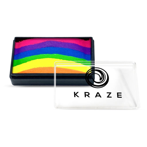 Kraze FX Paints | Domed 1 Stroke Cake -  Neon Daze 25gr