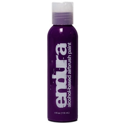Endura Alcohol-Based Airbrush Body Paint - Purple - 4oz - DISCONTINUED - Jest Paint Store