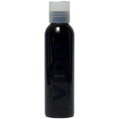 VIBE Water Based Airbrush Body Paint - Standard Black - 4oz - Jest Paint Store