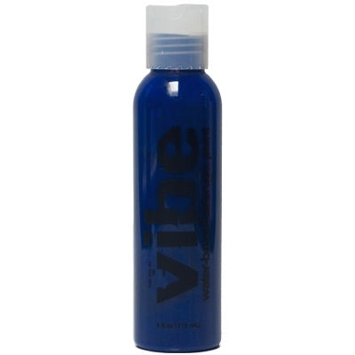 VIBE Water Based Airbrush Body Paint - Standard Blue - 4oz - Jest Paint Store
