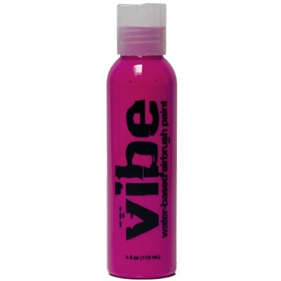 European Body Art | VODA (VIBE) Water Based Airbrush Body Paint - Standard Pink - 4oz - DISCONTINUED - Jest Paint Store