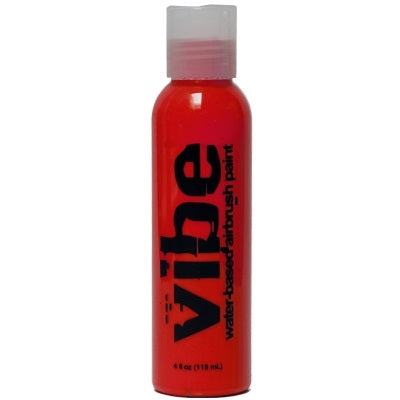 VIBE Water Based Airbrush Body Paint - Standard Orange - 4oz - DISCONTINUED - Jest Paint Store