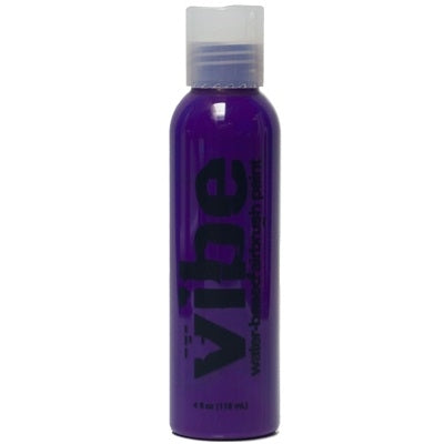 VIBE Water Based Airbrush Body Paint - Standard Purple - 4oz - Jest Paint Store