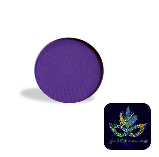 Color Me Pro Face Painting Powder by Elisa Griffith | Matte Royalty Purple (3.5 gr)