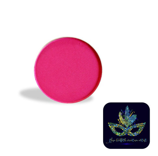 Color Me Pro Face Painting Powder by Elisa Griffith | Matte Cotton Candy Hot Pink (3.5 gr)