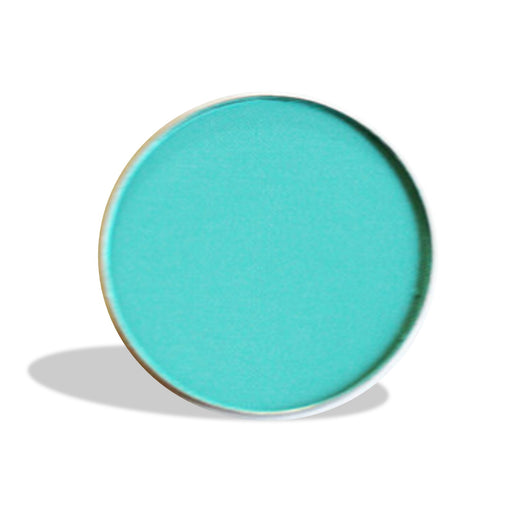 Color Me Pro Face Painting Powder by Elisa Griffith | Matte Aqua Turquoise (3.5 gr) - Jest Paint Store