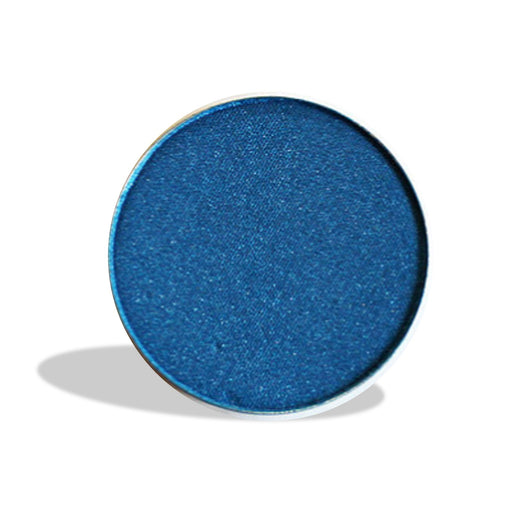 Color Me Pro Face Painting Powder by Elisa Griffith | Shimmer Electric Dark Blue (3.5 gr) - Jest Paint Store