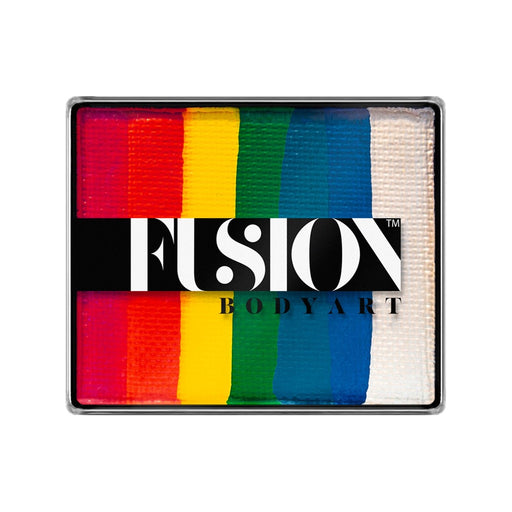 Fusion Body Art & FX - Rainbow Cake | Unicorn Magic 50gr by Jest Paint - Jest Paint Store