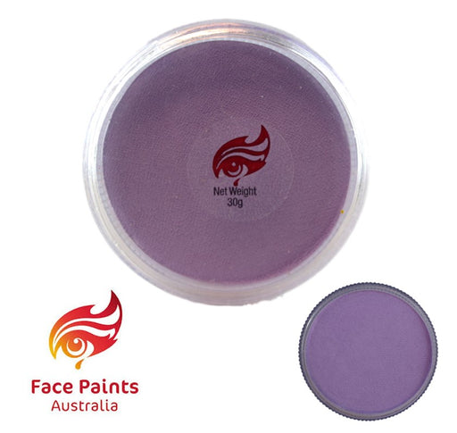Face Paints Australia Face and Body Paint | Essential Lilac - 30gr