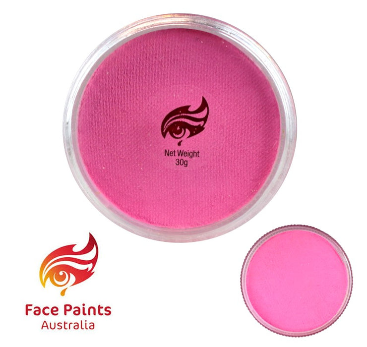 Face Paints Australia Face and Body Paint | Essential Pink - 30gr