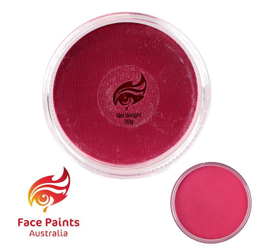 Face Paints Australia Face and Body Paint | Essential Pink Sherbet - 30gr