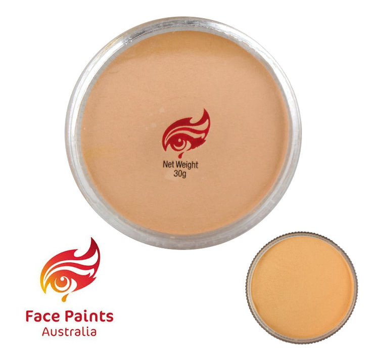 Face Paints Australia Face and Body Paint | Essential Skin Tone - 30gr
