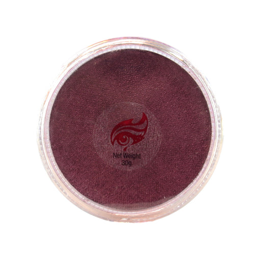 Face Paints Australia Face and Body Paint | Metallix Claret (Deep Wine) - 30gr