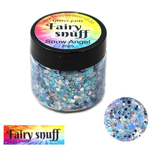 Fairy Snuff | Glitter Paste - Snow Angel 35gr