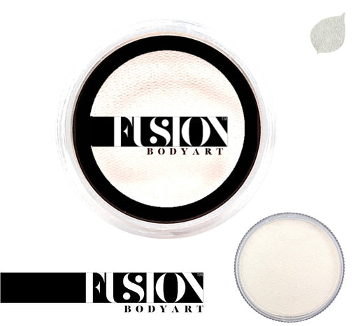 Fusion Body Art Face Paint - Pearl Fairy White 25g