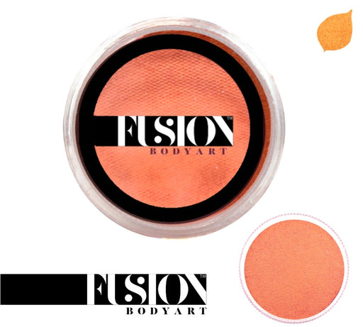 Fusion Body Art Face Paint - Pearl Juicy Orange 25g