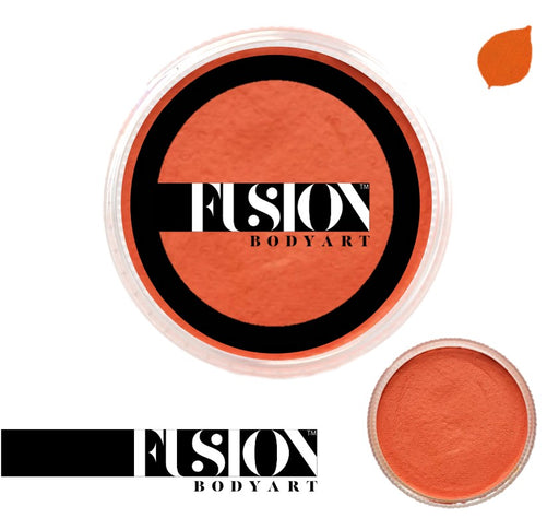 Fusion Body Art Face Paint - Prime Orange Zest 32gr