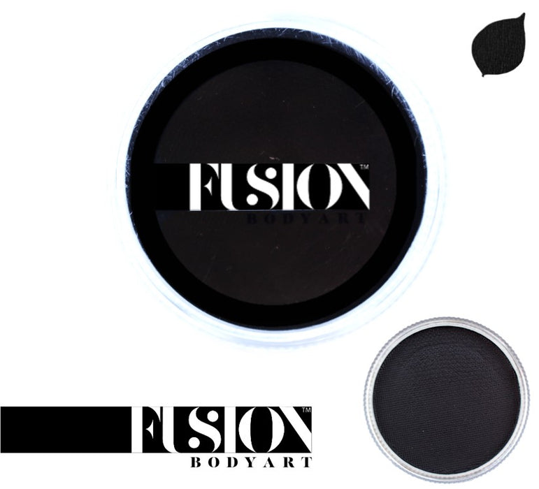 Fusion Body Art Face Paint - Prime Strong Black 32gr