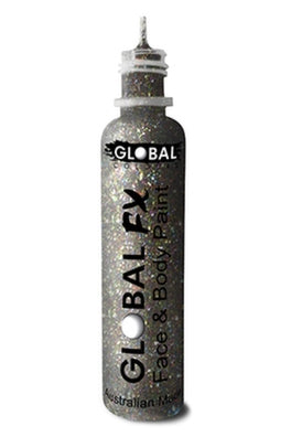 Global FX Face Painting Glitter Gel - Disco Mix 36ml/1.2oz - Jest Paint Store