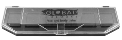 Global Body Art | Empty Fun Stroke Palette - Six Slots - Jest Paint Store