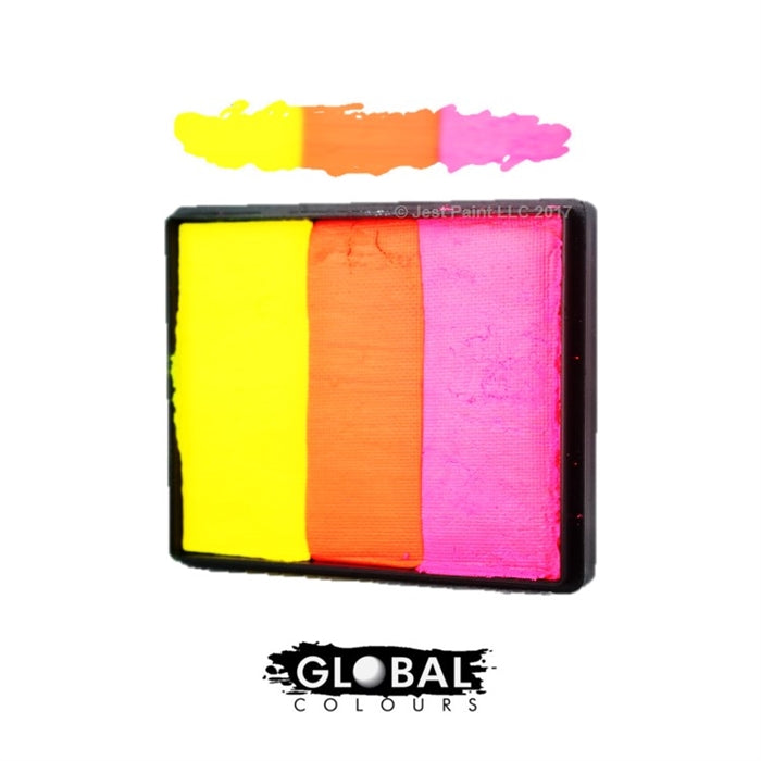 Global Colours | Rainbow Cake - India 50gr - Jest Paint Store