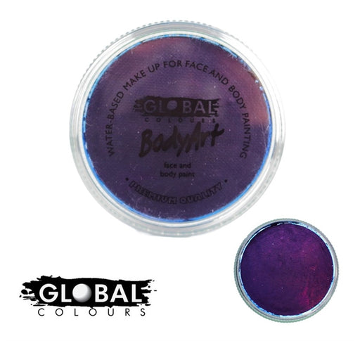 Original Global Body Art Face Paint - Standard Dark Blue 32gr - Overstock Sale! - Jest Paint Store