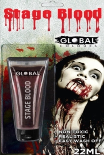 Global Body Art - Stage Blood Blister Pack - 22ML - Jest Paint Store
