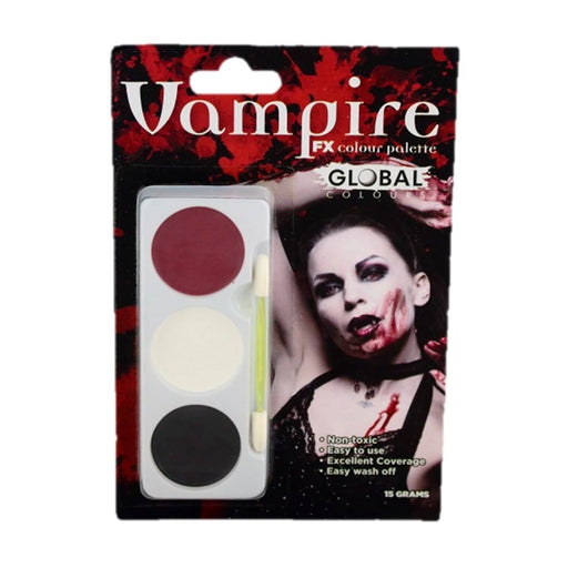 Global Body Art - Vampire FX Colour Palette - Jest Paint Store