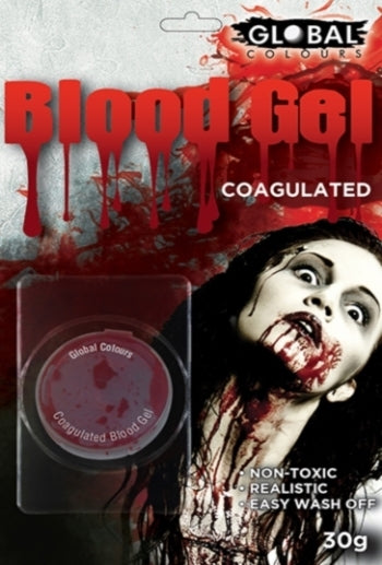 Global Body Art - Coagulated Blood Gel - 30 g/ml - Jest Paint Store