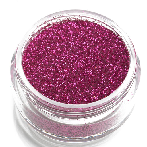 Glimmer Body Art Face Paint Glitter Jar - Fuchsia - 7.5gr - Jest Paint Store