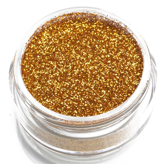 Glimmer Body Art Face Paint Glitter Jar - Gold - 7.5gr - Jest Paint Store