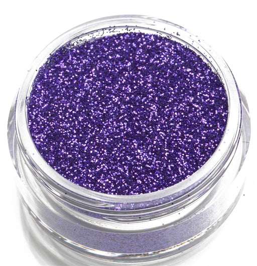 Glimmer Body Art Face Paint Glitter Jar - Violet - 7.5gr - Jest Paint Store