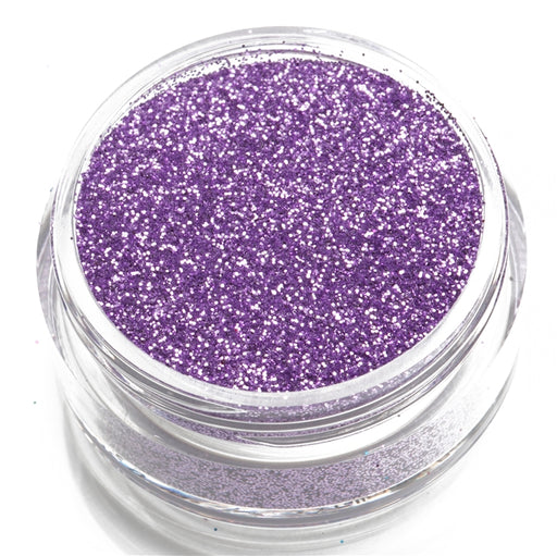 Glimmer Body Art Face Paint Glitter Jar - Lilac - 7.5gr - Jest Paint Store