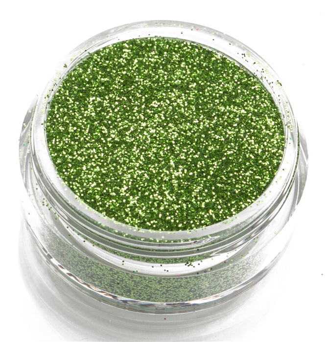 Glimmer Body Art Face Paint Glitter Jar - Jade - 7.5gr - Jest Paint Store