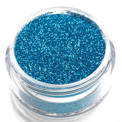 Glimmer Body Art Face Paint Glitter Jar - Turquoise - 7.5gr - Jest Paint Store