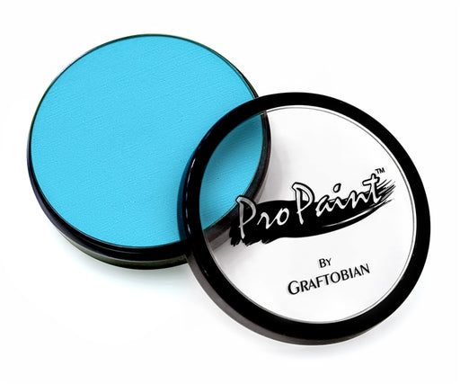 Graftobian Pro Face Paint - Tropic Teal 28gr - Jest Paint Store
