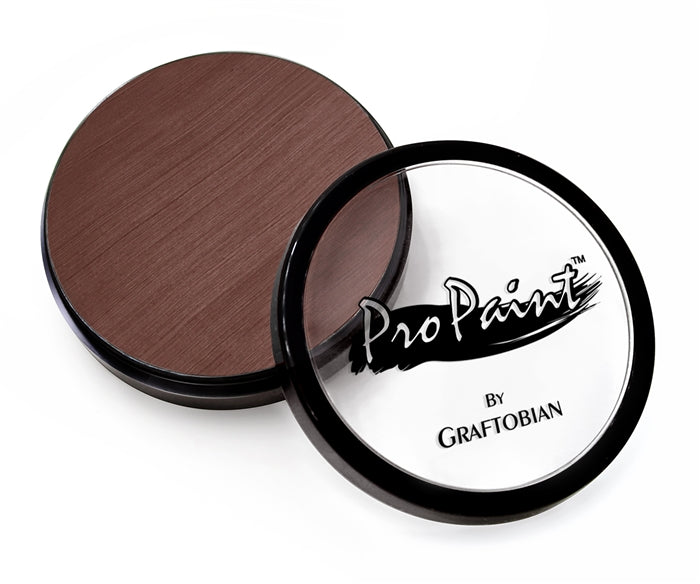 Graftobian Pro Face Paint - Fuzzy Bear Brown 28gr - Jest Paint Store