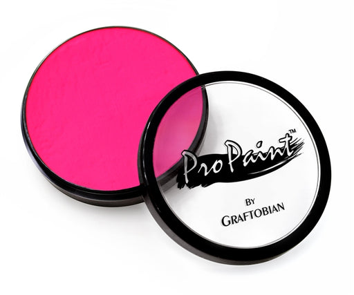 Graftobian Pro Paint - Neon Shocking Pink 28gr - Jest Paint Store
