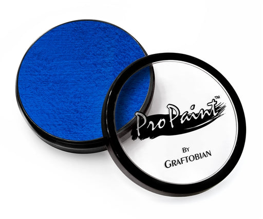 Graftobian Pro Face Paint - Pearl Nightfall Blue 28gr - Jest Paint Store