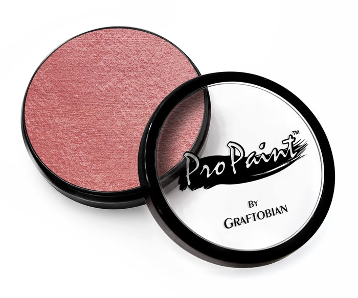Graftobian Pro Face Paint - Pearl Rose Gold 28gr - Jest Paint Store