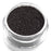 Glimmer Body Art Face Paint Glitter Jar - Black - 7.5gr - Jest Paint Store