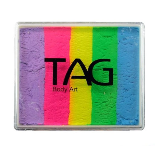 TAG Paint Split Cake - Happy Hippie ( Sherbet Fizz ) 50gr #28 - Jest Paint Store