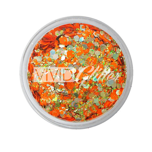 VIVID Glitter | Loose Chunky Hair and Body Glitter | Harvest (7.5gr)