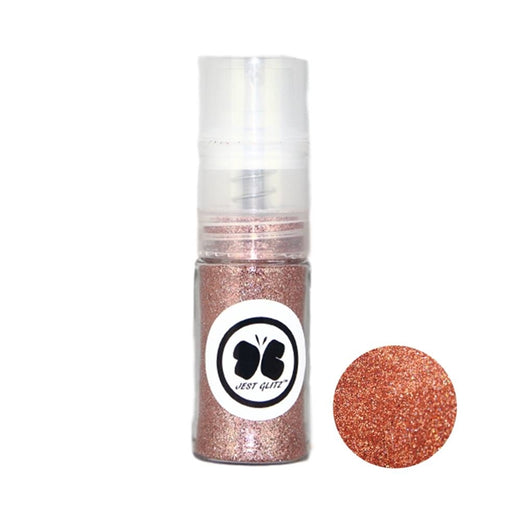 Jest Glitz Face Paint Glitter - Diamond Blush in Fine Mist PUMP - 7gr approx - Jest Paint Store