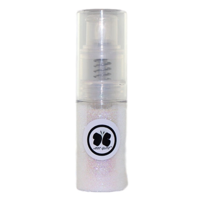 Jest Glitz Face Paint Glitter - Fairy Sparks in LARGE Fine Mist PUMP - 19gr approx - Jest Paint Store
