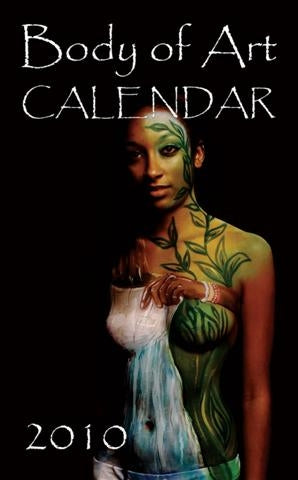 Calendar -  Body of Art - Jest Paint Store