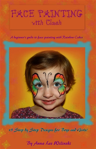 Face Painting With Clash - Jest Paint Store