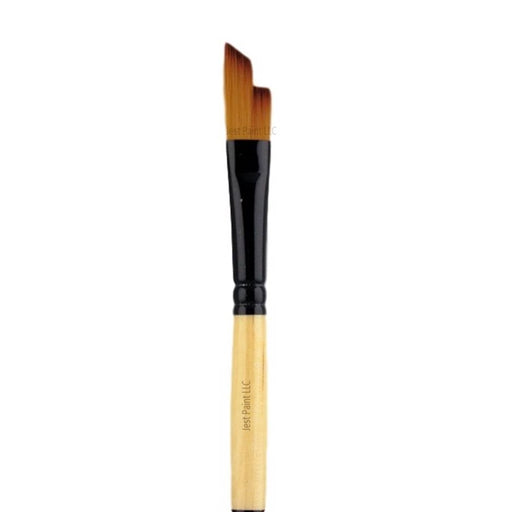Black Gold Dynasty Face Painting Brush - Butterfly Rigger (206BR) - Jest Paint Store