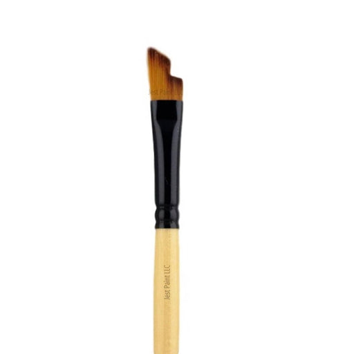 Black Gold Dynasty Face Painting Brush - Butterfly Small Angle (206BSA) - Jest Paint Store